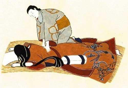 Shiatsu Lionel Rigour Royan