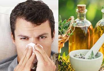 Les huiles essentielles et l'hiver
